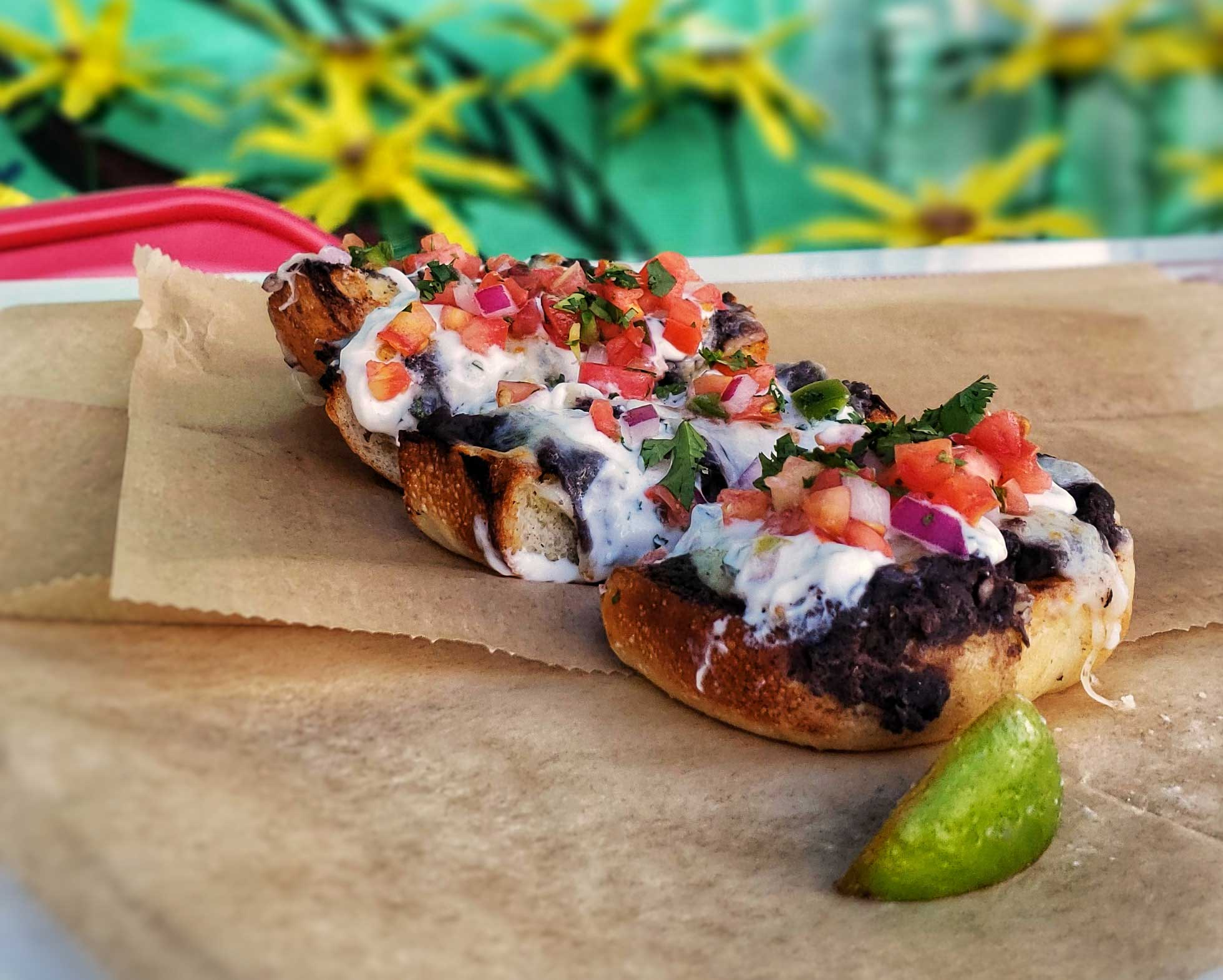 Molletes - July Special of the Month